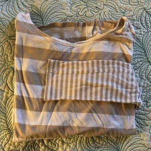 Ann Taylor LOFT Long Sleeved Top
